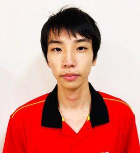 竹内 昌郁コーチ