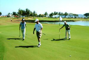 ゴルフスクールイベント