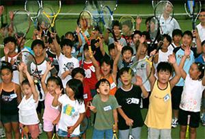 テニススクールイベント